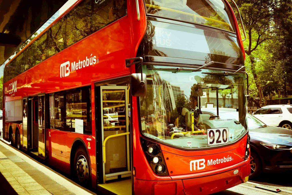 Metrobus i Mexiko
