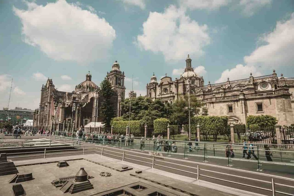 Templo Mayor - Centro Historico