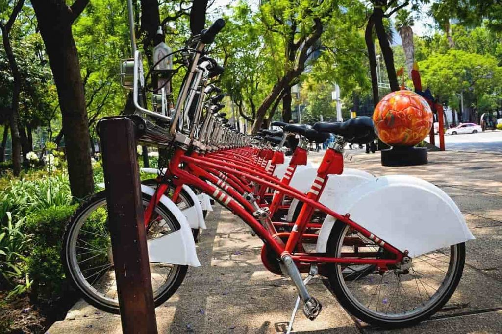 EcoBicis Mexico City