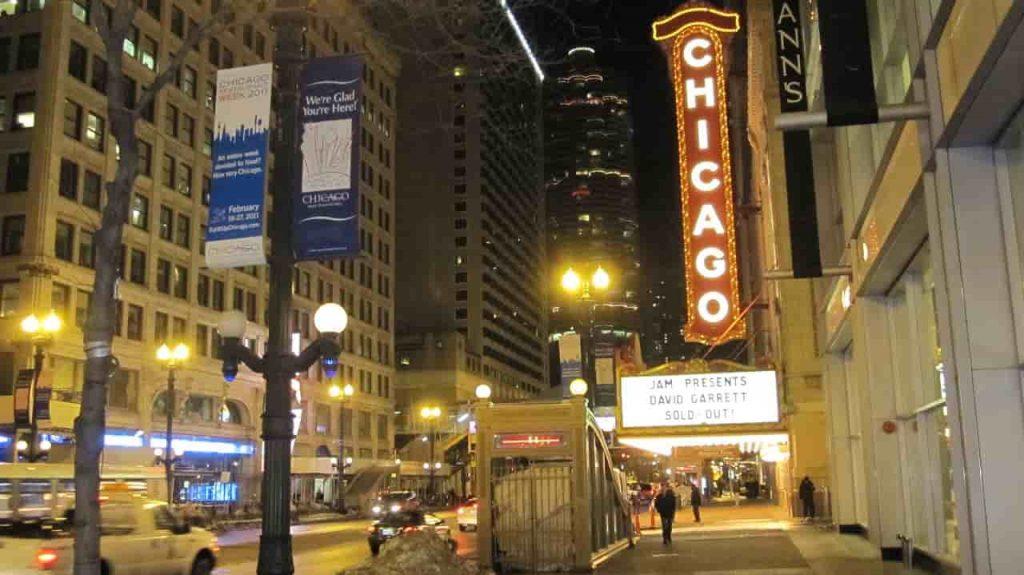 Chicago Teater