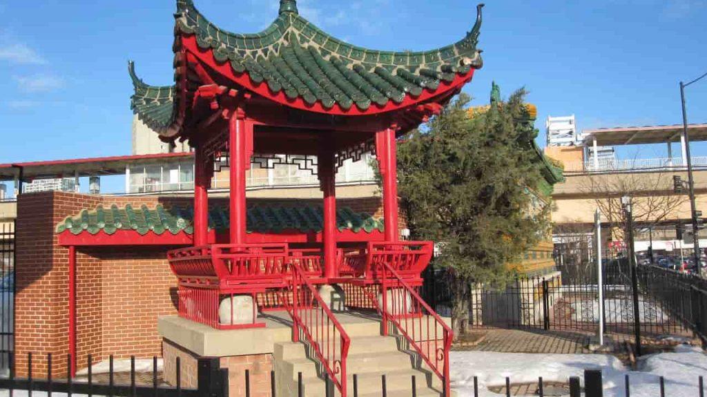 Chinatown i Chicago