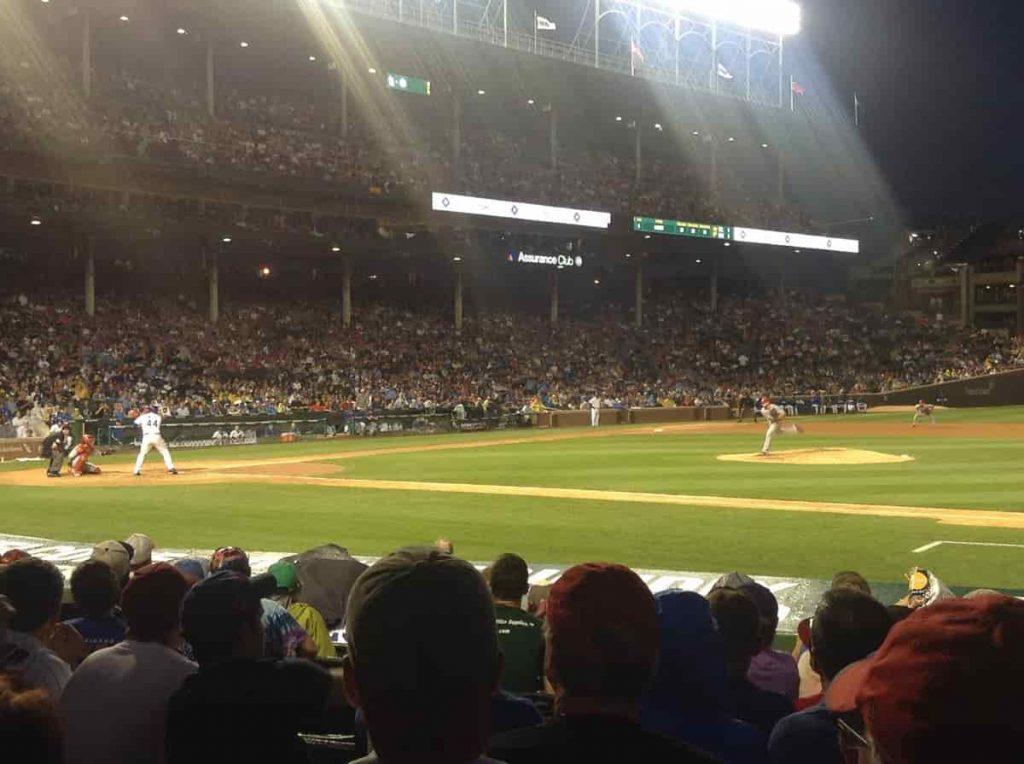 Cubs spelar mot Cardinals