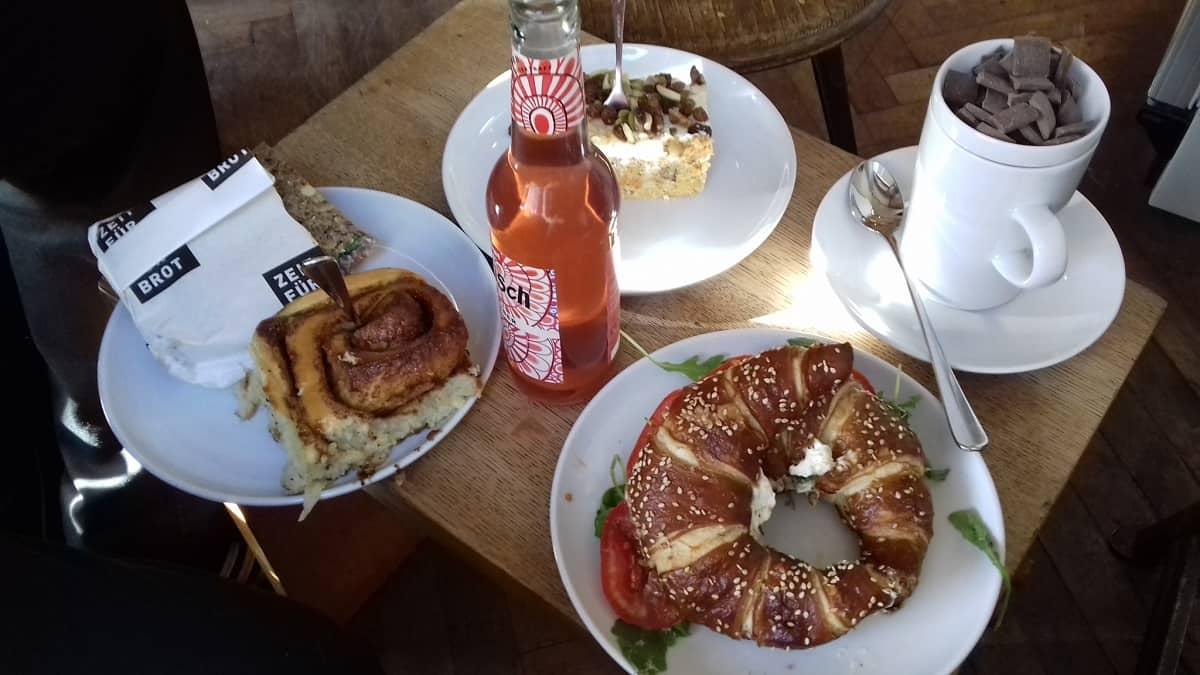 Frukost Zeit Fur Brot - Berlin