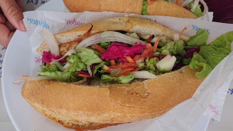 Balik Ekmek - Turkisk fiskmacka