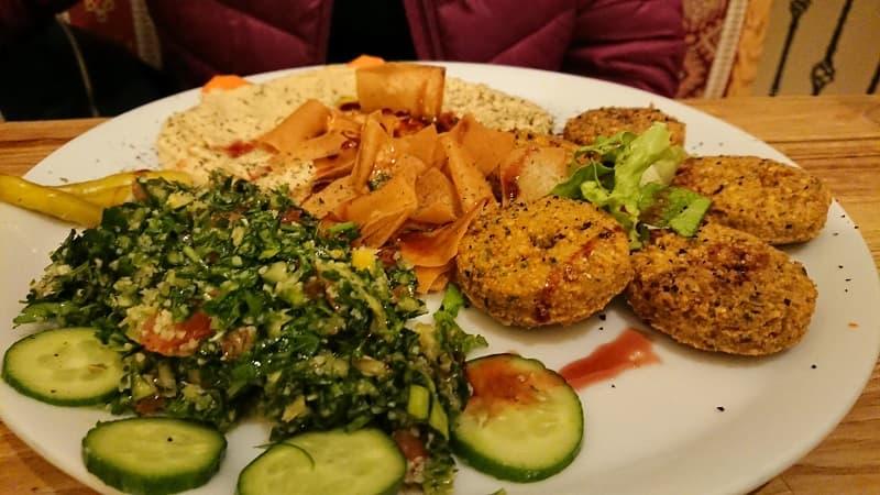 Falafel i Turkiet