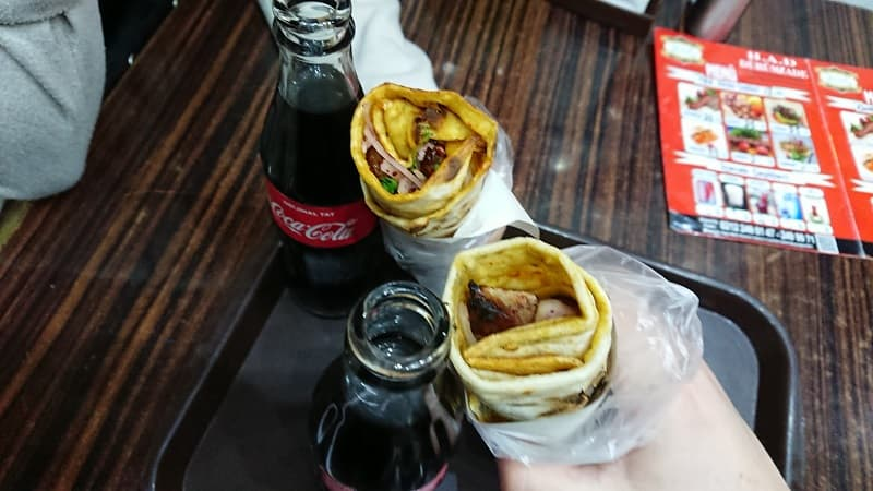 Turkisk mat när den är som bäst