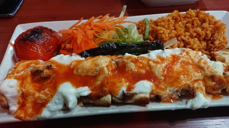 Turkisk middag i Istanbul