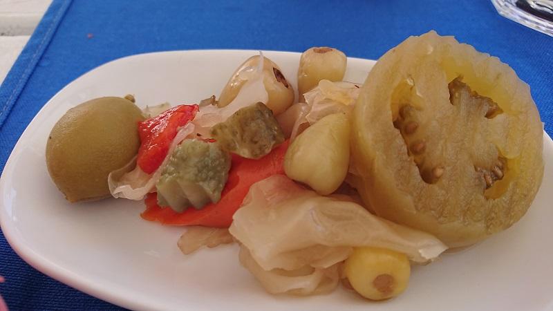 Turşu - Picklade grönsaker